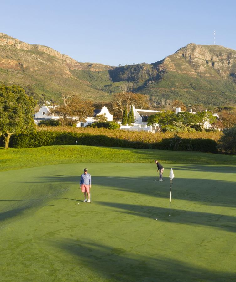 steenberg hotel with golf